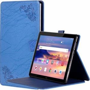 [専用 フィルム 2枚 タッチペン付き] Huawei MediaPad T3 7.0 ケース Me...