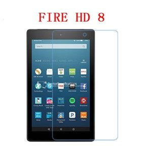Amazon Kindle Fire HD8 保護フィルム Fire HD 8 2017  フィルム...