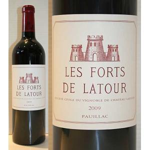 2009 レ・フォール・ド・ラトゥール