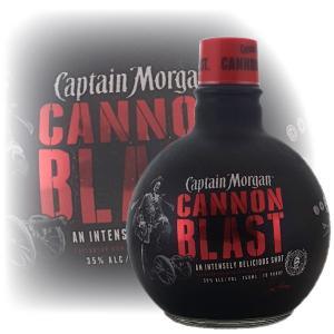 キャプテンモルガン キャノンブラスト 35度 750ml ラム|wine-com