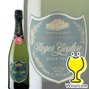 スパークリングワイン 辛口 ロジャーグラート カヴァ グラン キュヴェ ジョセップ ヴァイス 750ml|wine-com
