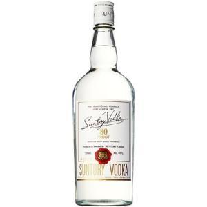 サントリー ウォッカ 80プルーフ 40度 720ml  『FSH』|wine-com