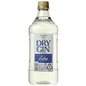 洋酒 ジン gin サントリー ドライジン エクストラ 40度 1800mlペットボトル 『FSH』|wine-com