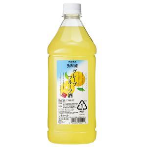 リキュール コンク カクテル ニッカ 果実の酒 グレープフルーツ酒 1800ml 『HSH』 wine-com