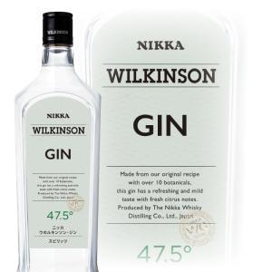 洋酒 ジン gin NEWボトル ウィルキンソン ジン 47.5度 720ml|wine-com
