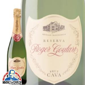 ロジャーグラート カヴァ ゴールド ブリュット 750ml スパークリングワイン|wine-com