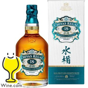 2020年1月15日新発売 ウイスキー ブレンデッド シーバスリーガル18年 ミズナラカスクフィニッシュ 700ml 箱入 日本 限定|wine-com