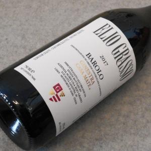 ギフト 赤ワイン エリオ グラッソ バローロ ジネストラ ヴィーニャ カサ マテ2013