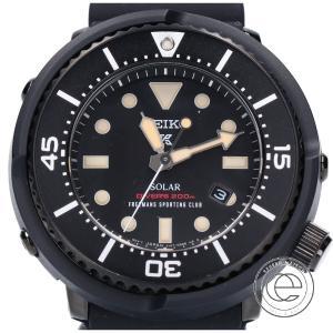 新品同様○ SEIKO x FSC SBDN067 cal.V147 Prospex Final edition 300本限定 プロスペックス ダイバースキューバ ソーラー腕時計|wine-king
