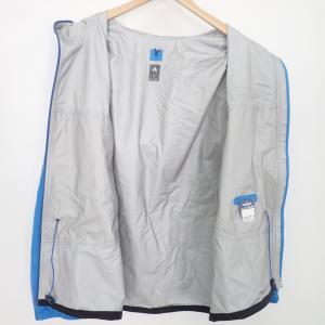 新品   Montbellモンベル 1128618 GORE-TEXゴアテックス Rain Dancer Jacket レインダンサージャケットXL セルリアンブルー メンズ|wine-king|04