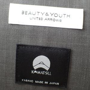 Beauty&Youth UNITEDARROWS ビューティーアンドユース ユナイテッドアローズ 12251157342 BY 小松 T/W フーディダウンジャケットS|wine-king|05