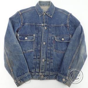 ■商品情報 ブランド)リーバイス タイプ)【 50's Vintage 】507XX 2ndモデル ...