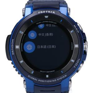 CASIOカシオ WSD-F30-BU PROTREK Smart プロトレックスマート アウトドア...