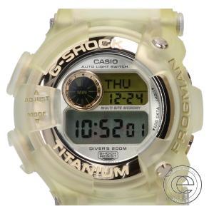 ジーショック DW-9901WC-9T FROGMAN フロッグマン W.C.C.S.世界サンゴ礁保護協会モデル スケルトン クオーツ腕時計 クリアスケルトン|wine-king