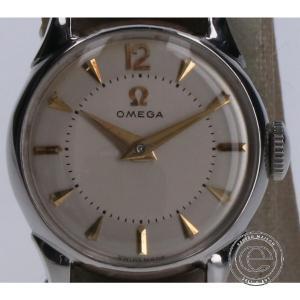 OMEGA オメガ ラウンドケース アンティーク 手巻き 腕時計 シルバー レディース|wine-king