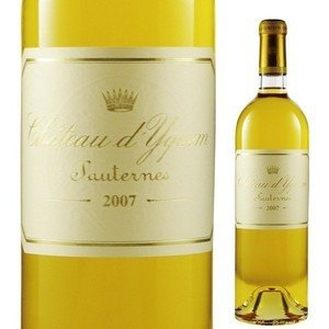 ワイン シャトー ディケム 2007 フランス ボルドー ソ...