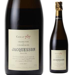 ジャクソン ブリュットキュヴェ737 フランス シャンパーニュ ヴァレドラマルヌ ギフト おすすめ プレゼント 高級 wine-naotaka