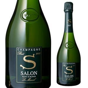 サロン ブラン ド ブラン 2002 フランス シャンパーニュ コートデブラン ギフト おすすめ プレゼント 高級 wine-naotaka