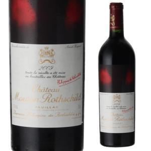 P10倍 ワイン シャトームートン ロートシルト 2009 フランス ボルドー ポイヤック ギフト おすすめ プレゼント 高級|wine-naotaka