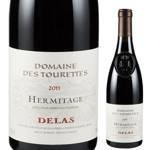 ワイン エルミタージュ ドメーヌ デ トゥーレット(2011) ドラス フランス コートデュローヌ ローヌ北部 ギフト おすすめ プレゼント 高級|wine-naotaka