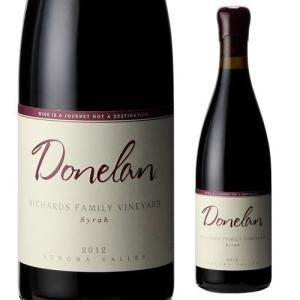 ワイン ドネラン リチャーズ シラー 750ml アメリカ ソノマ 赤ワイン|wine-naotaka