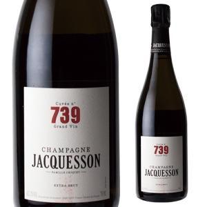 ジャクソン ブリュットキュヴェ 739 フランス シャンパーニュ ヴァレドラマルヌ ギフト おすすめ プレゼント 高級 wine-naotaka