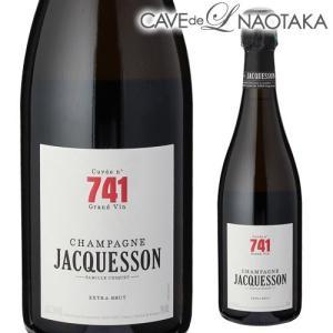 シャンパン ジャクソン キュヴェ 741 ブリュット 750ml フランス シャンパーニュ ヴァレ ド ラ マルヌ wine-naotaka