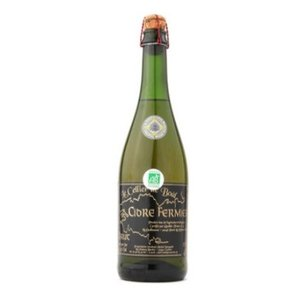 セリエール・ド・ボールがオーガニックで栽培した リンゴを自家醸造で造り上げる、 農家産(フェルミエ)...