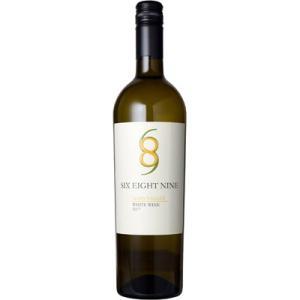 シックス・エイト・ナイン ナパ・ヴァレー ホワイト 2017 シックス・エイト・ナイン セラーズ|wine-ohashi