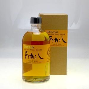 瀬戸内海を望む、兵庫県明石市の小さな蒸留所で造ったシングルモルトウイスキーです。 バーボン樽(ファー...