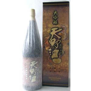 天野酒 大吟醸  1.8L|wine-tikyuya