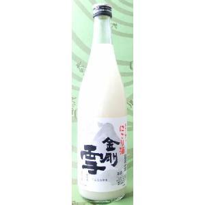 天野酒 金剛雪 (にごり酒) 720ml|wine-tikyuya