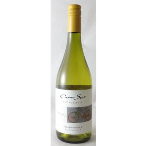 コノスル シャルドネ ヴァラエタル 2016 750ml(スクリューキャップ)(白ワイン)|wine-tikyuya