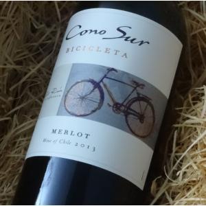 コノスル メルロ ヴァラエタル 2013 750ml(スクリューキャップ)(赤ワイン)|wine-tikyuya