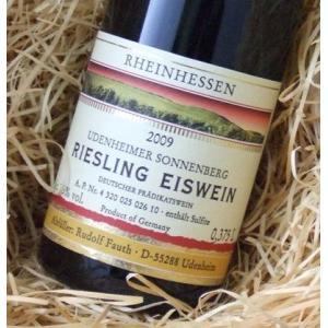 ウンデンハイマー ゾンネンベルグ  アイスヴァイン ルドルフ・ファウス 2009  375ml(ハーフボトル)|wine-tikyuya