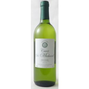 L G I キュヴェ・ド・ミシャール ホワイト 750ml (2014) (白ワイン)|wine-tikyuya