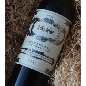 テラノブレ  カベルネ ソーヴィニヨン グラン・レゼルバ 2013 750ml (赤ワイン)|wine-tikyuya