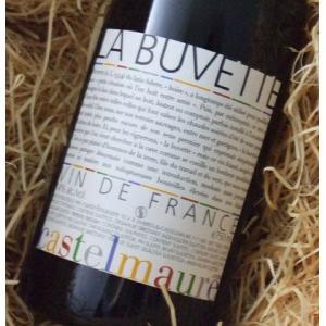 カステルモール VdT ラ・ビュヴェット ルージュ NV  750ml (赤ワイン)(スクリューキャップ)|wine-tikyuya