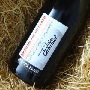 クリストフ・パカレ ボージョレ・ヴィラージュ 2016  750ml (赤ワイン)|wine-tikyuya