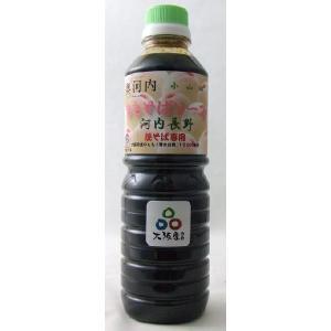 奥河内ももそばソース(大阪府産もも使用焼きそばソース) ツヅミ食品 500ml|wine-tikyuya