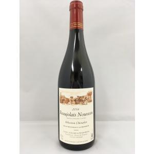 赤ワイン 2017 ボジョレー・ヌーボー キュヴェ・シュヴァ...