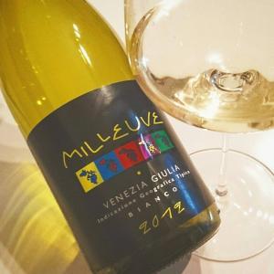 ミッレウーヴェ・ビアンコ 2012 ニコラ・マンフェッラーリ イタリア 辛口 白ワイン