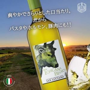 トスカーナ ビアンコ 2014 イタリア 辛口 白ワイン