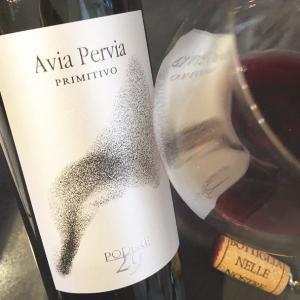 フルボディ 赤ワイン アヴィア ペルヴィア プリミティーヴォ...