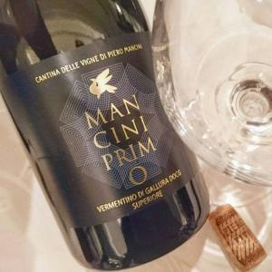 ◆ワイン名:Mancini Primo Vermentino di Gallura  マンチーニ・プ...