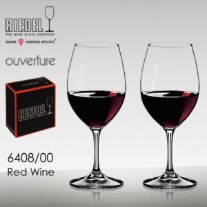 リーデル オヴァチュア レッドワイン 2脚セット 正規品  6408/00-2_box