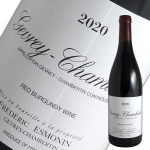 ジュヴレ シャンベルタン[2019]フレデリック エスモナン(赤ワイン ブルゴーニュ)|winecellarescargot