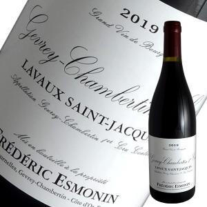 ジュヴレ シャンベルタン1級ラヴォー サンジャック 2019年 フレデリック エスモナン(赤ワイン ブルゴーニュ)|winecellarescargot