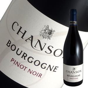 ブルゴーニュ ピノ ノワール 2018年 シャンソン(赤ワイン ブルゴーニュ)|winecellarescargot