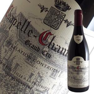 シャペル シャンベルタン特級 2017年 クロード デュガ(赤ワイン ブルゴーニュ)|winecellarescargot